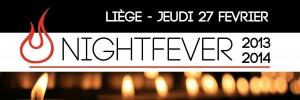NIGHTFEVER #3 @ Eglise St Jean | Liège | Région wallonne | Belgique