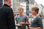 rencontre jeunes en rue